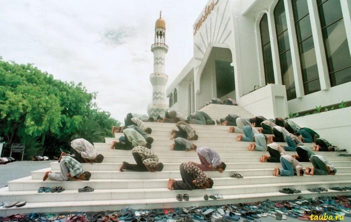 Молитва в Исламе предписана всем разумным