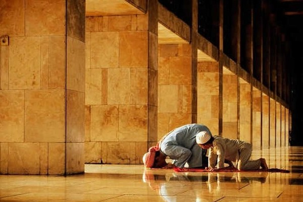 молитва для начинающего мусульманина