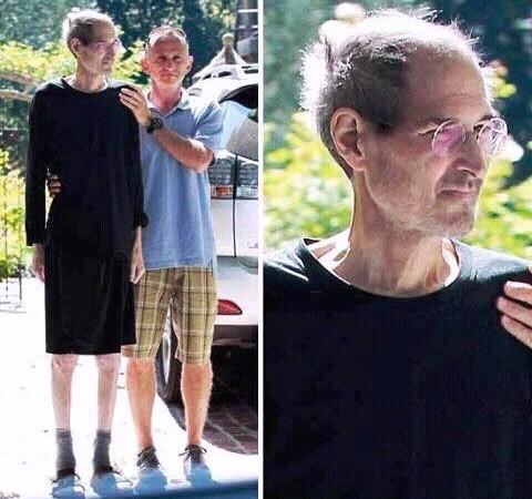 Стив Джобс перед лицом смерти