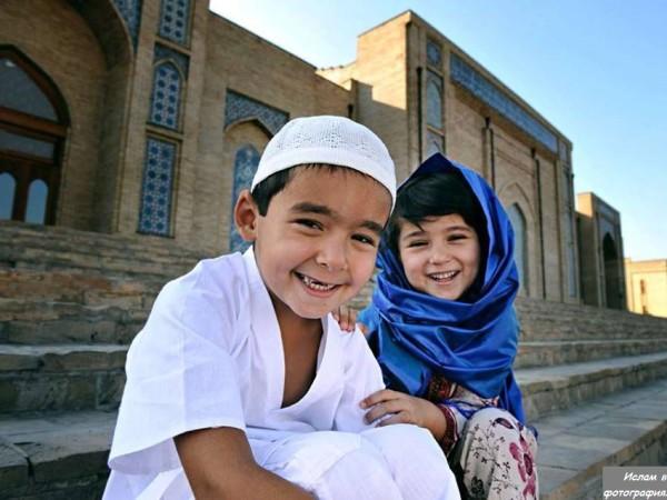 Воспитание ребенка в Исламе