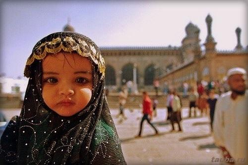 Ребенок в Исламе