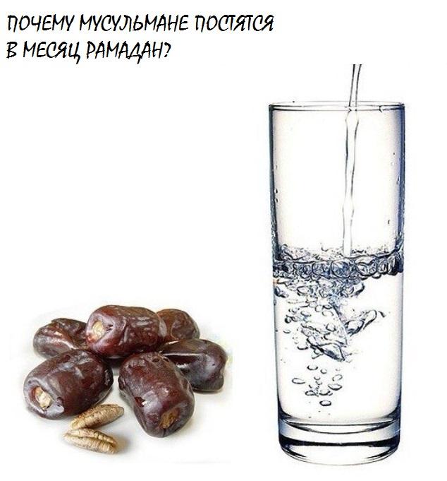 Видео пост Рамадан Рамазан: почему мусульмане постятся