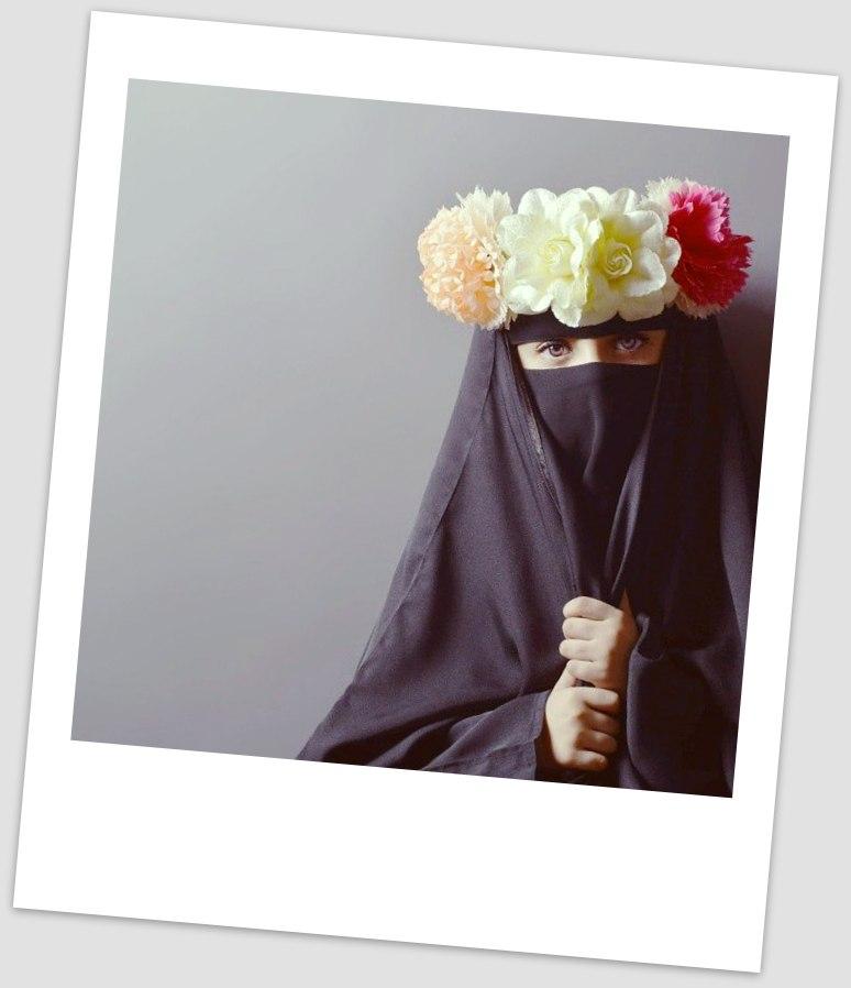 Картинки в хиджабе
