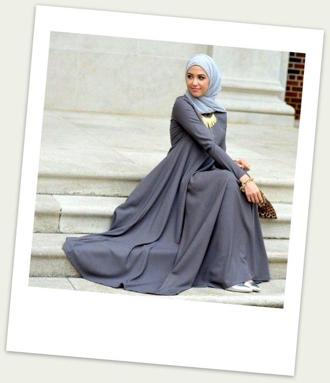 Девушка мусульманка, красивая картинка