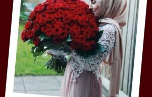 Красивые фотографии мусульманок в платках