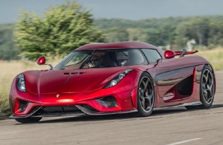 Одна из самых дорогих по цене авто в мире