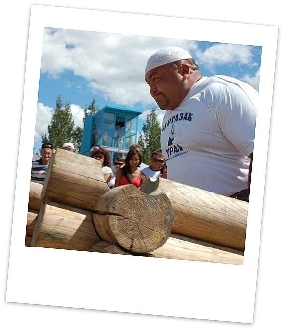 Эльбрус Нигматуллин - самый сильный человек в мире, мусульманин