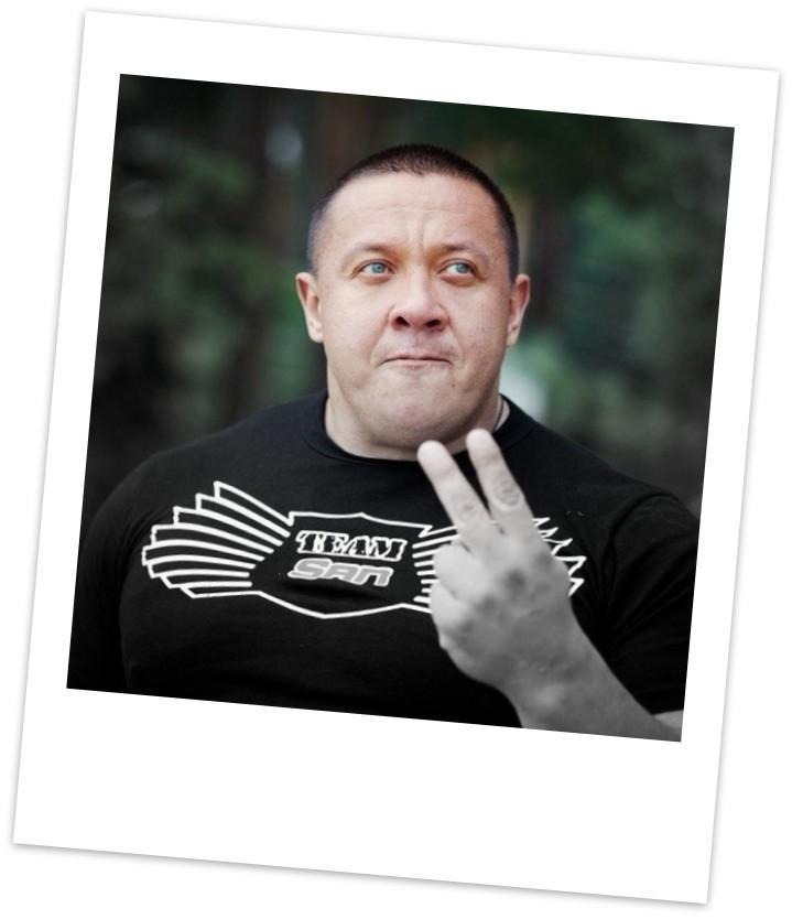 Михаил Кокляев, фото