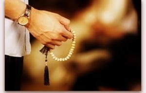 Мусульманские четки: назначение и использование