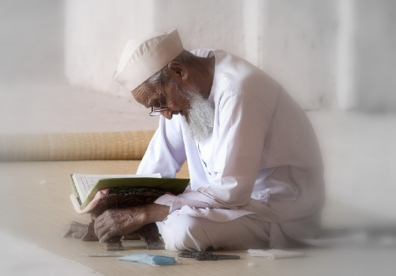 Как атеист принял Ислам