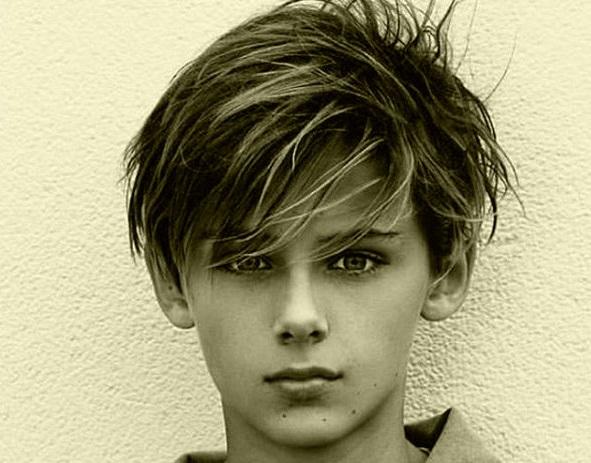Самый красивый мальчик, фото
