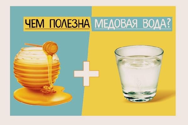 Польза медовой воды по сунне