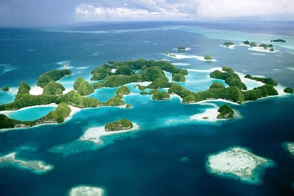 Остров Палау 2019, Микронезия