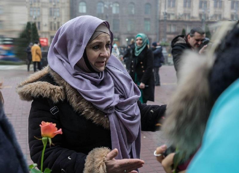 Как женщина приняла Ислам
