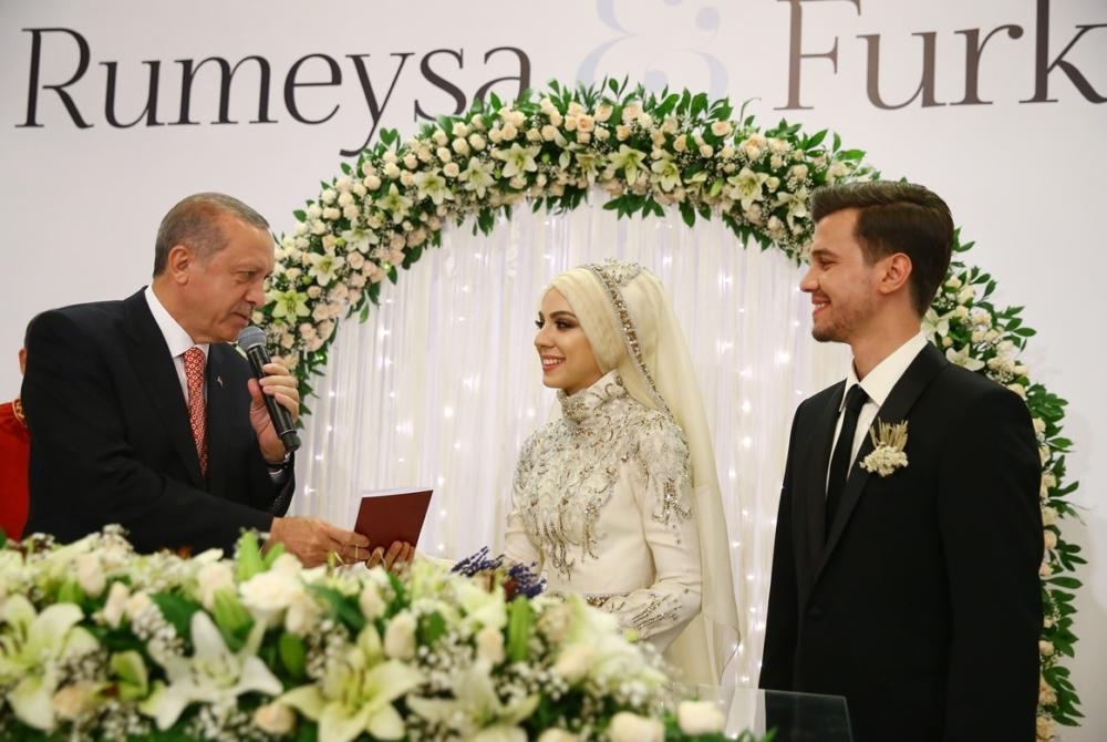 Брак в Исламе - это никах.